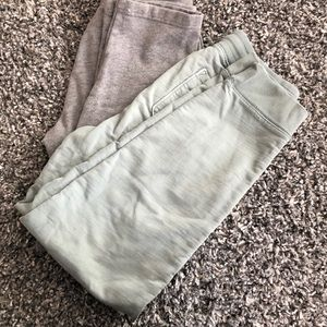 2 pairs of GAP boys sweatpants